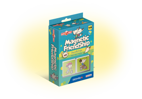 Magnetic Friendship Park