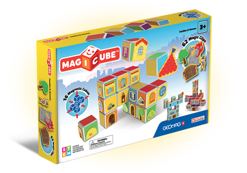 Magicube Castles & Homes