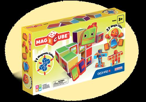 Magicube Robot