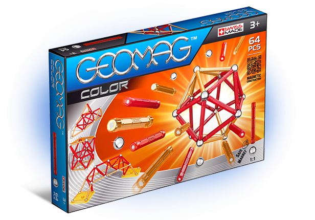 color 64 - Geomag Color 86