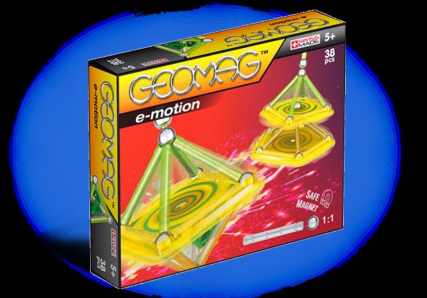 E-motion Magic Spin 38