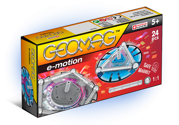 E-motion Power Spin 24