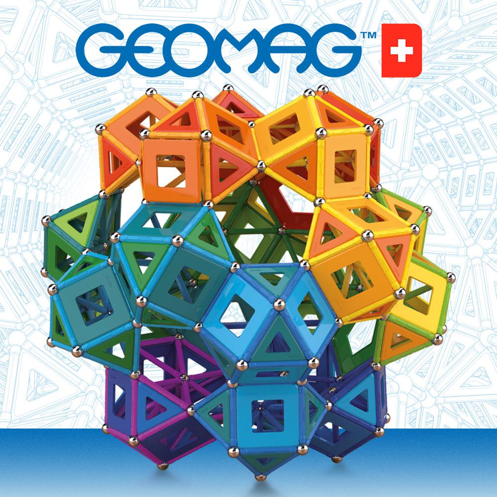 "Geomag 025/"" Pro-L Building Set"