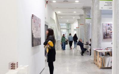 Geomag Cube Art: Seis artistas, una pieza de arte