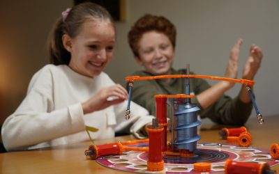 "Geomag Mechanics Strike est finaliste au prix ASTRA ""Best toys for kids"""