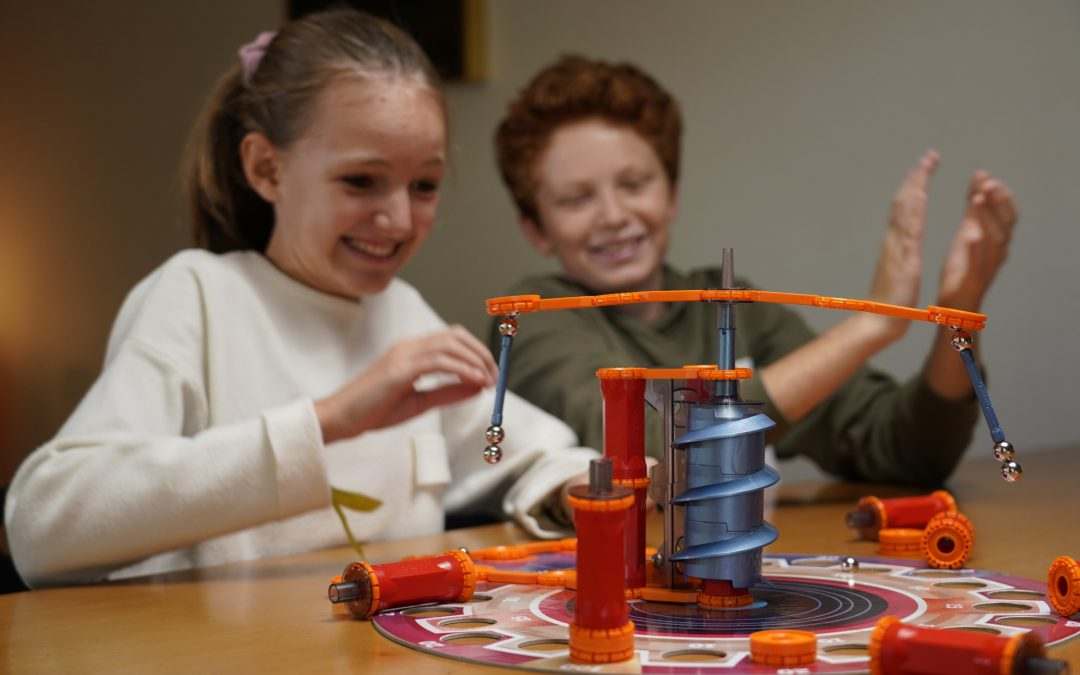 """Geomag Mechanics Strike es finalista para el premio ASTRA """"Best toys for kids"""""""